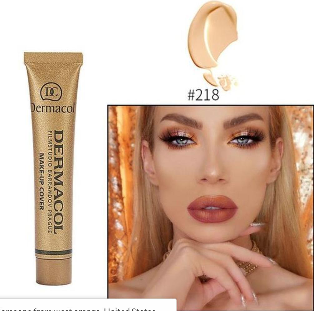 Dermacol Concealer in 2020 (With images) Concealer