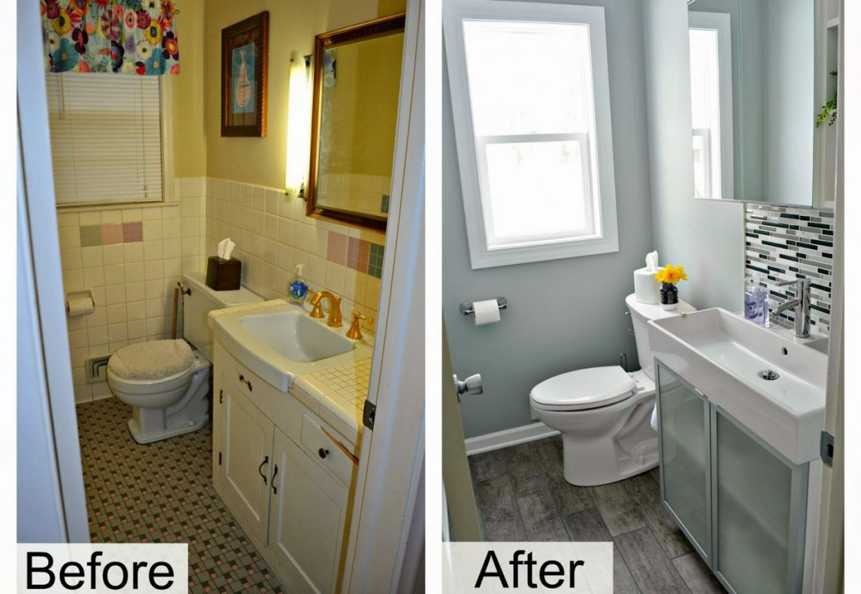 99 Renovating A Bathroom On A Budget Interior House Paint Colors Check More At Http Im Kamar Mandi Kecil Kamar Mandi Modern Dekorasi Kamar Mandi