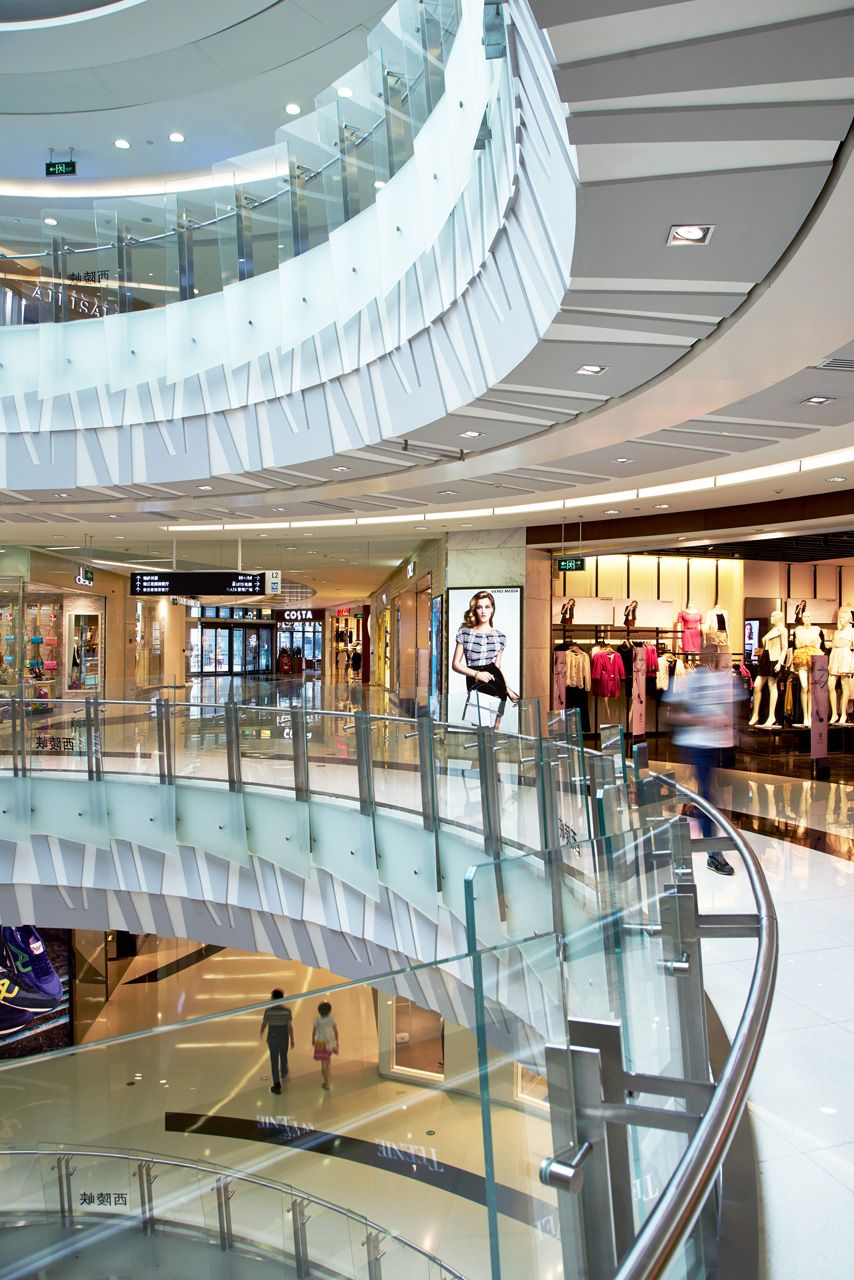 Raffles City Shopping Centre, Chengdu   Buchan Group (With ...