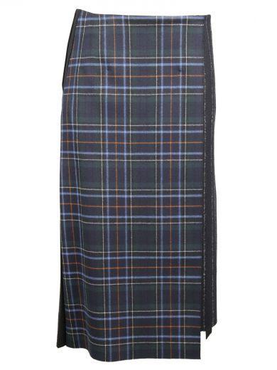 CEDRIC CHARLIER A0109 8921 Cedric Charlier Gonna. #cedriccharlier #cloth #skirts
