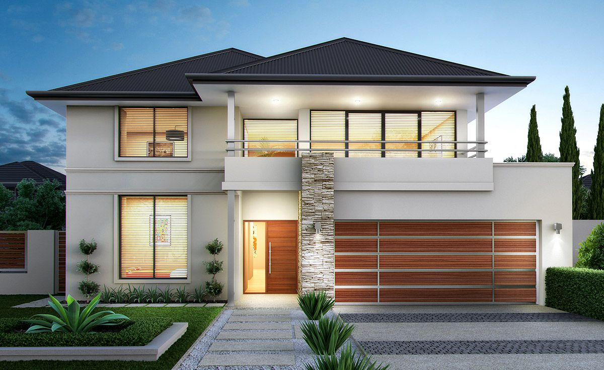 grandwood homes - custom home builders perth | 2 storey home