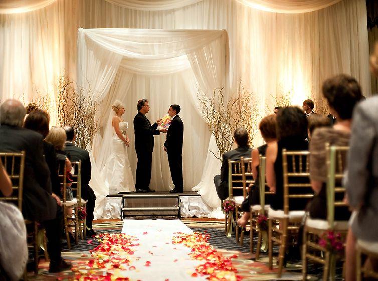 Brown palace wedding