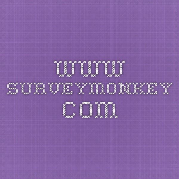 Www Surveymonkey Com Survey Monkey Create And Publisher Of Online