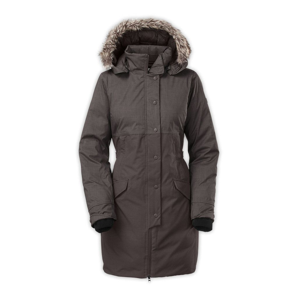 281b64a52f The North Face Shavana Down Parka takes care of you when the temperature