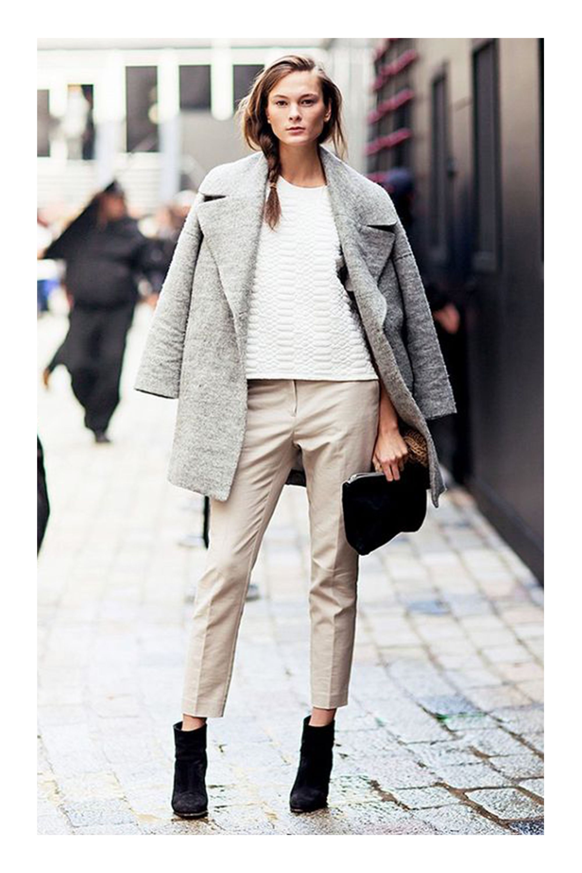 Looks con cropped pants cropped pants pinterest