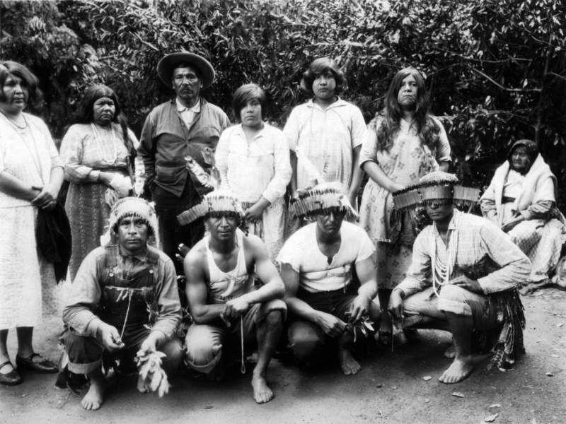 Resultado de imagen para pomo tribu