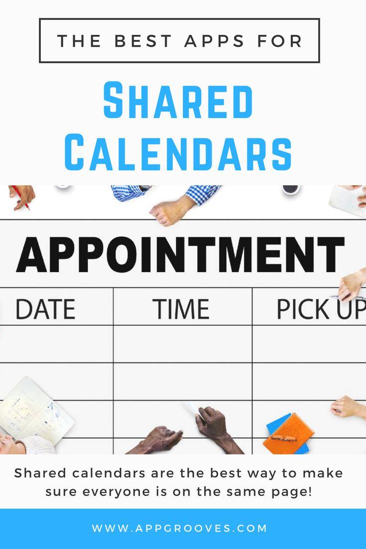 Best Calendar Management Apps for Shared Calendars