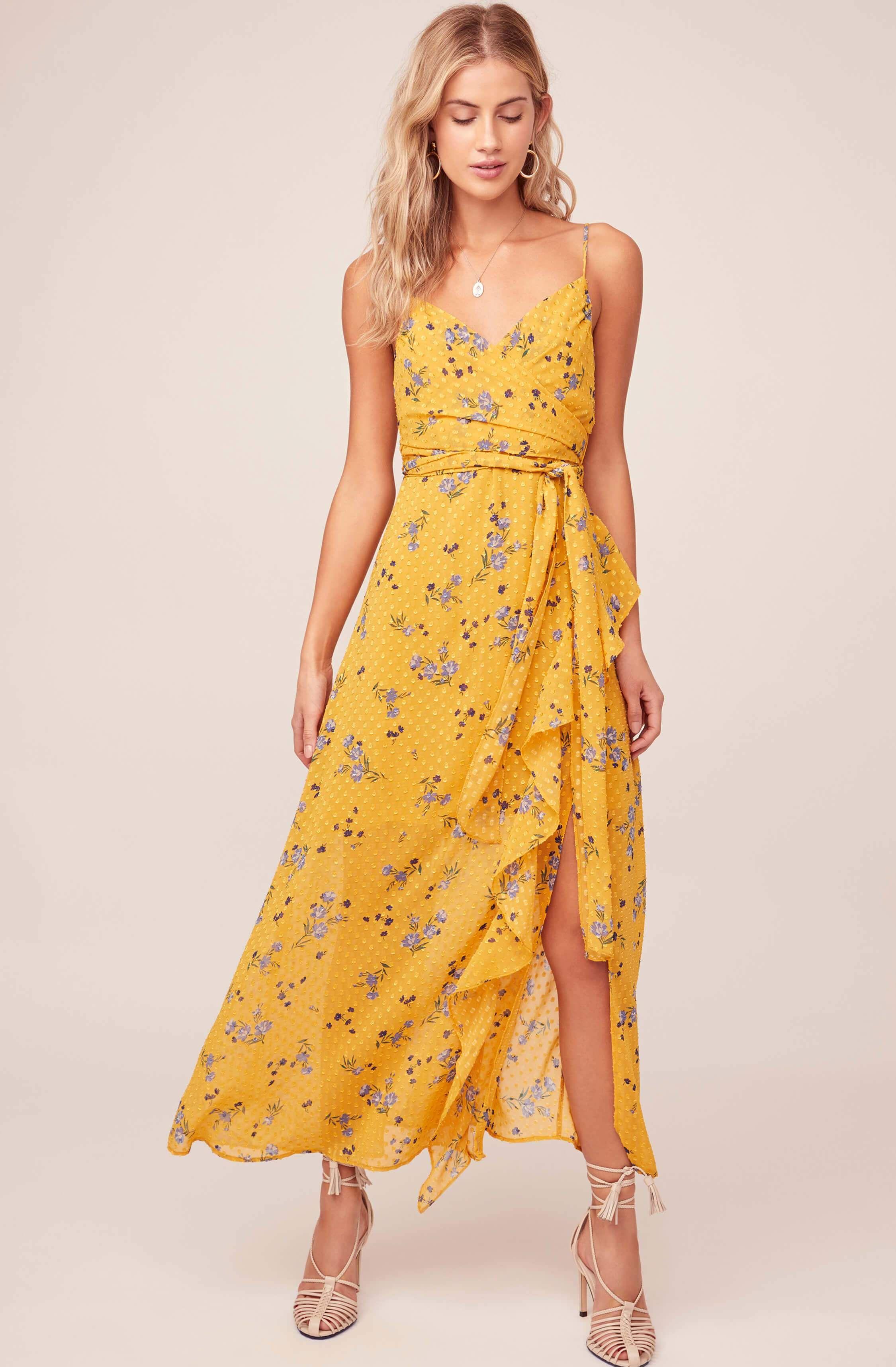 Bette Floral Maxi Dress Astr The Label Maxi Dress Flowing Summer Dresses Wrap Dress Floral [ 3432 x 2250 Pixel ]