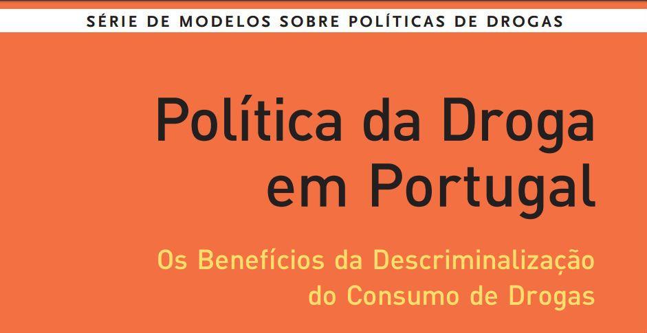 Livro sobre a Política da Droga em Portugal - Os Benefícios da Descriminalização do Consumo de Drogas (2011) -Artur Domosławski
