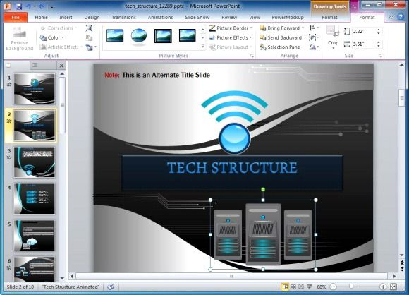 Animated technology template for powerpoint by presentermedia animated technology template for powerpoint by presentermedia available in widescreenformat standardformat toneelgroepblik Images