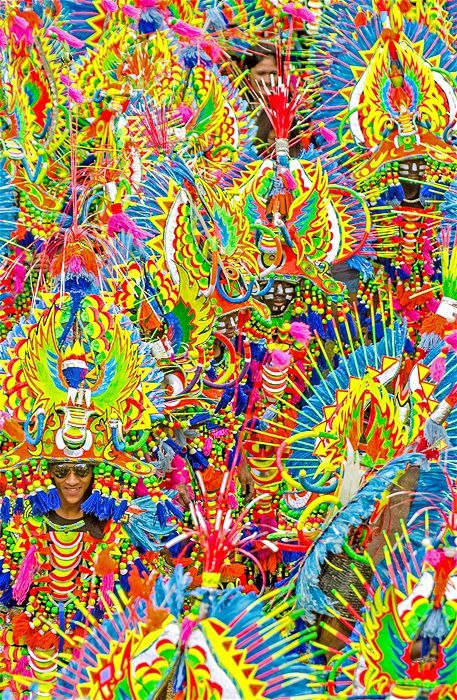 10 Photos that Prove the AtiAtihan Festival in Kalibo is