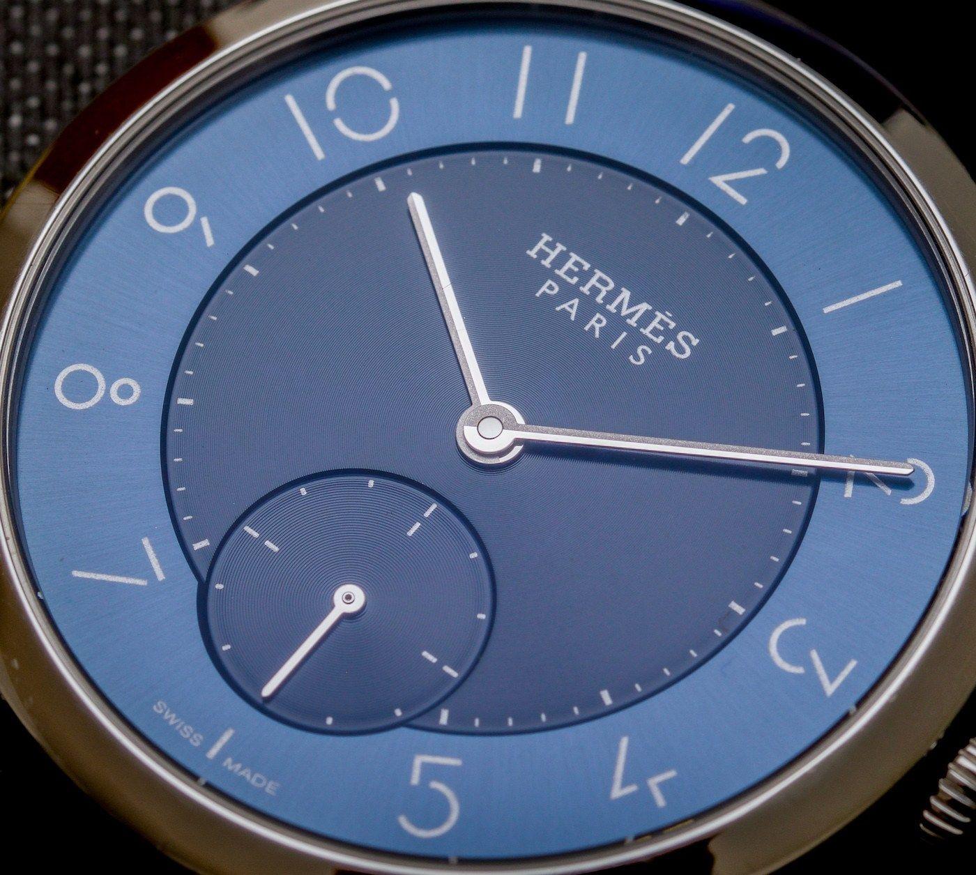 Supercar Duo Luxurycorp Rollsroyce: Hermès Slim D'Hermès Watch Review: The Verdict Three Years