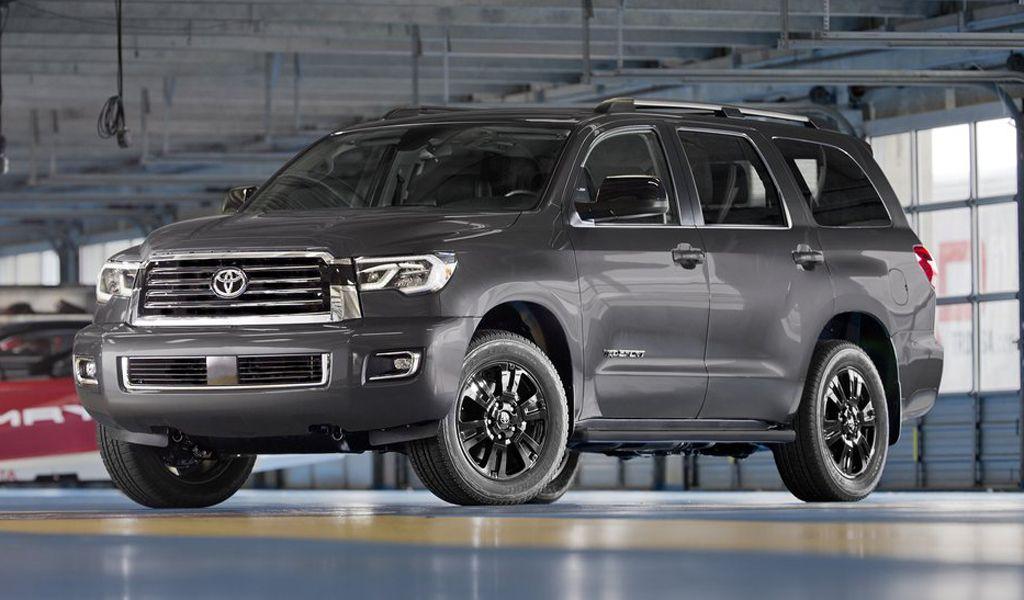 Toyota Suv Names >> The Car We Are Talking About Is Now A Large Suv Based On