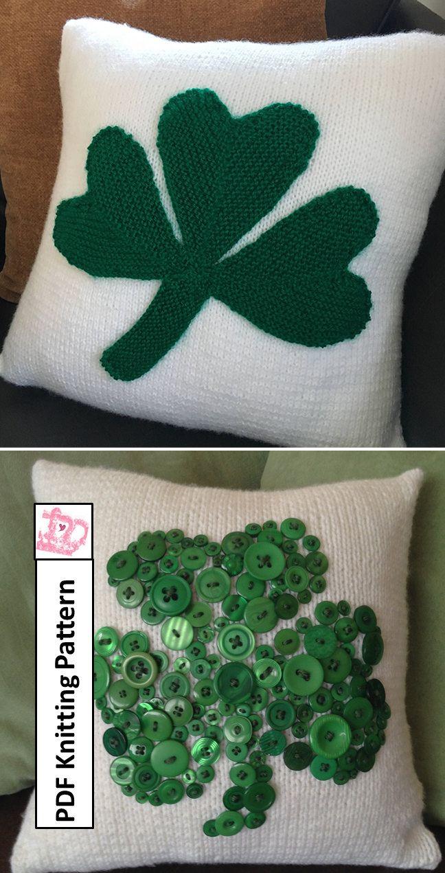 Free St. Patrick\'s Day Knitting Patterns | Irish flags, Knit ...