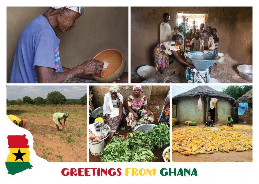 Greetings from ghana postcards online ghana and vacation greetings from ghana m4hsunfo Gallery