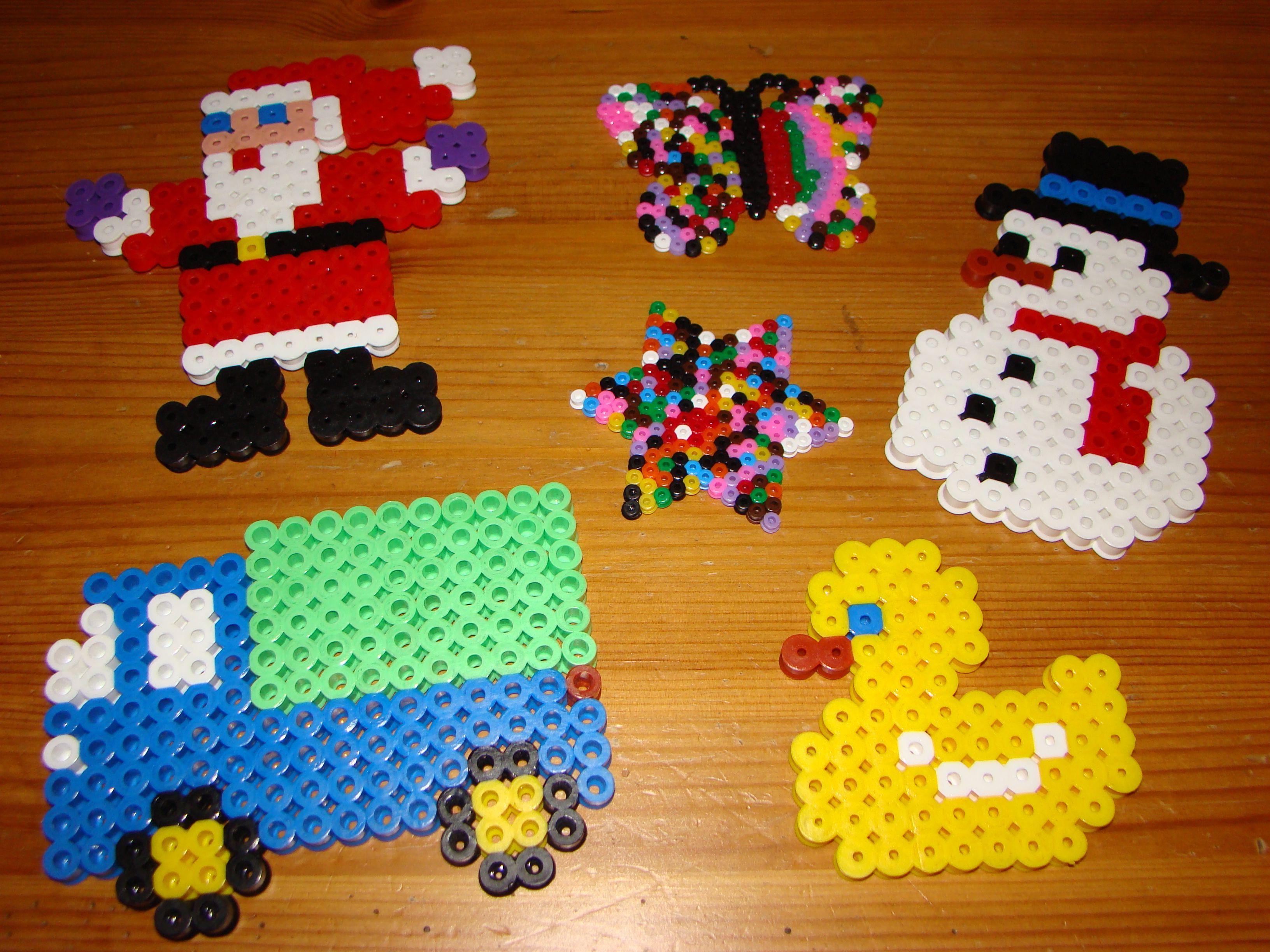 Hama Beads | Hama beads design, Hama beads and Beads