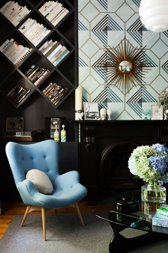 How To Choose Accent Chairs For Small Living Rooms Interior Deco