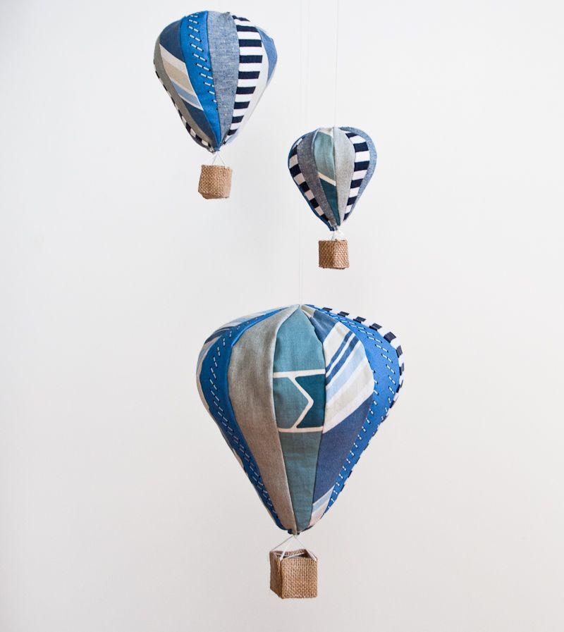 Luftballon af reststof