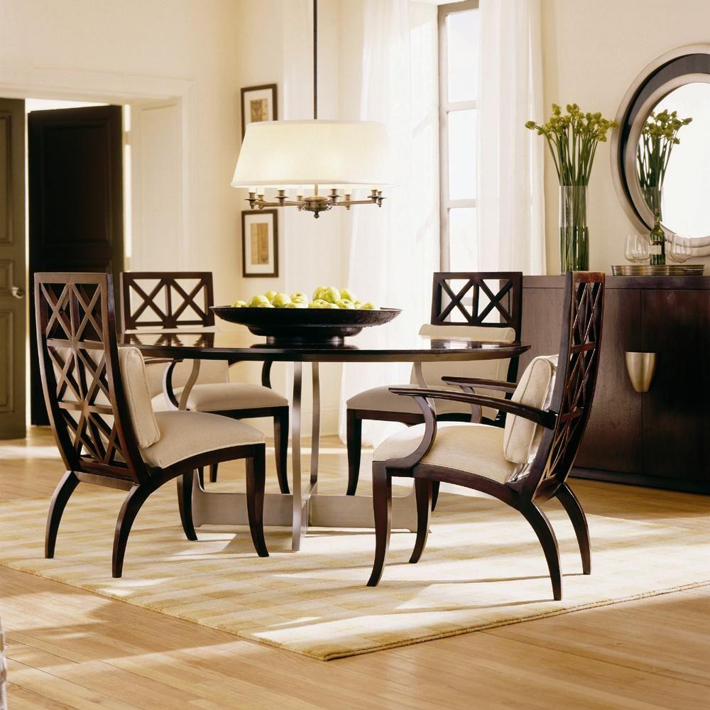 Century Classics Element Dining Table U0026 Windowpane Chair Set By Century    Baeru0027s Furniture   Dining