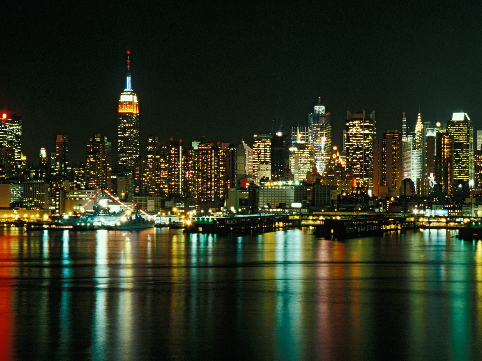 Images Of New York City At Night