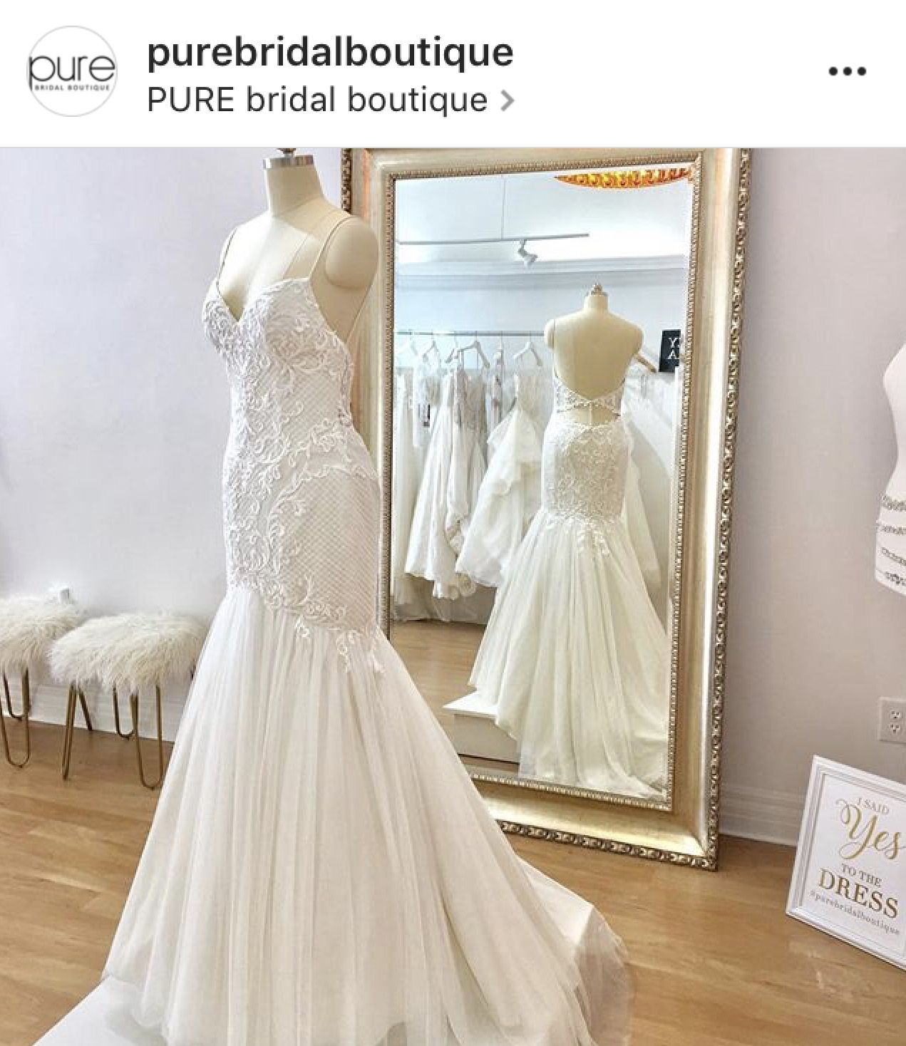 Watters Wtoo Marishka in Oyster | Pure Bridal Boutique | Fort ...