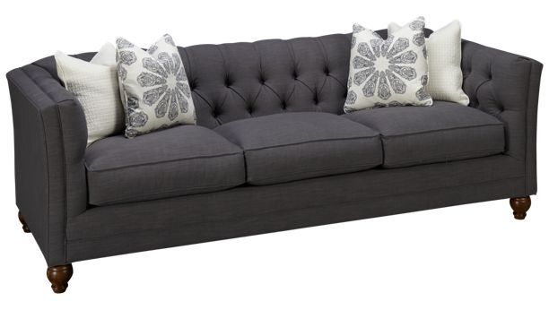 Rowe Stevens Sofa Jordan S Furniture