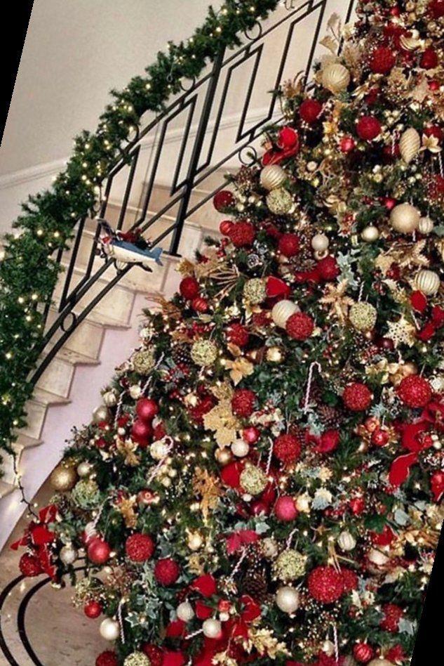12+ Stunning Christmas Tree Decorations | Christma