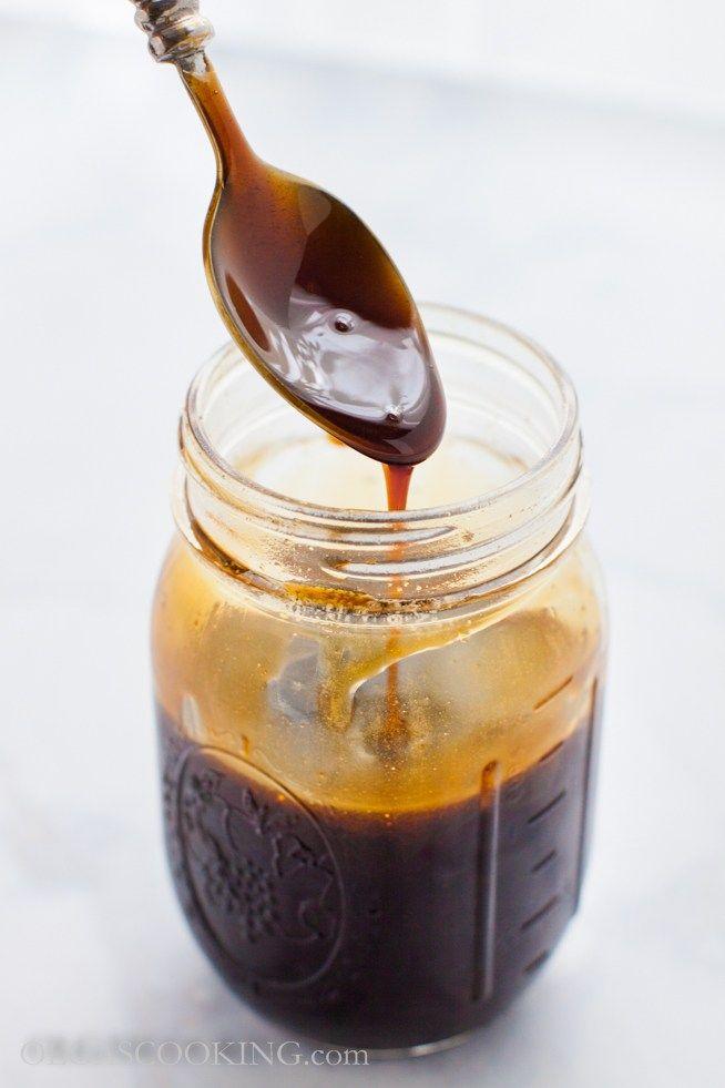 Sweet Soy Glaze Recipe - Olgas Cooking | Recipe | Sweet ...