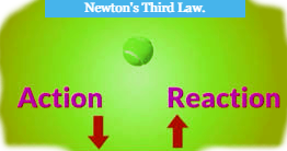 Newton S Third Law We Have Learned From Newton S First Law What Happens When No Force Is Applied We Newtons Third Law Newtons First Law Newtons Second Law