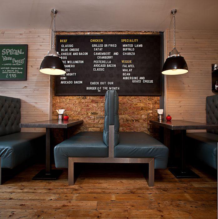 Gourmet Burger Kitchen (Battersea) (London)
