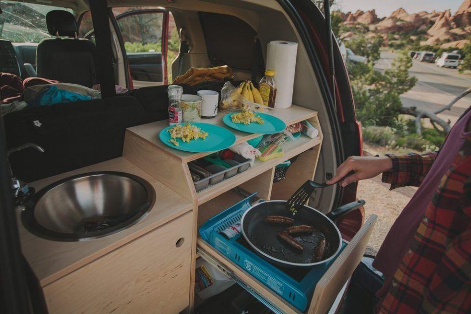 Campervan Rentals In Denver, Colorado Mini van, Minivan