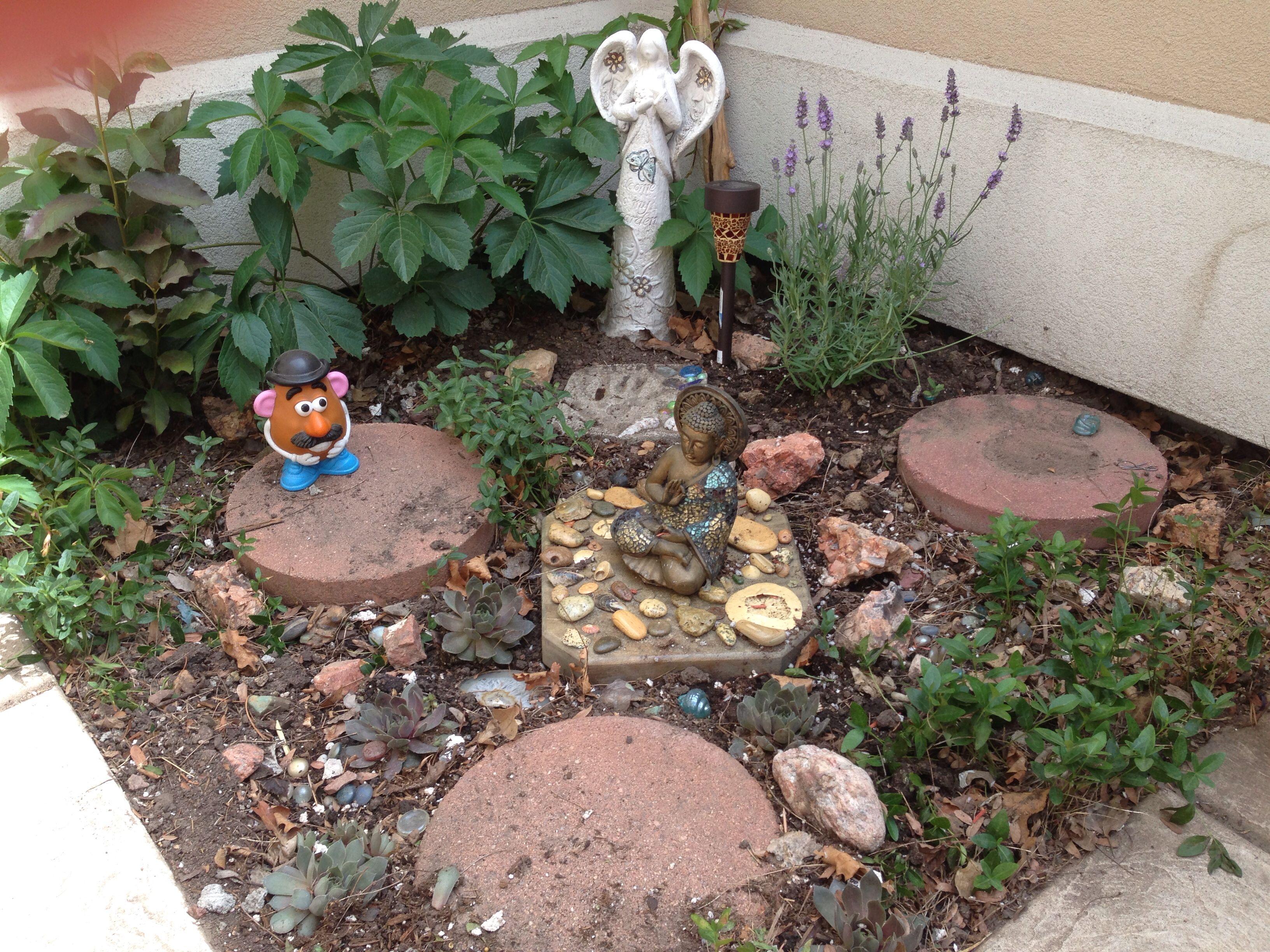 Meditation garden | Garden Ideas | Pinterest on Meditation Patio Ideas id=43165