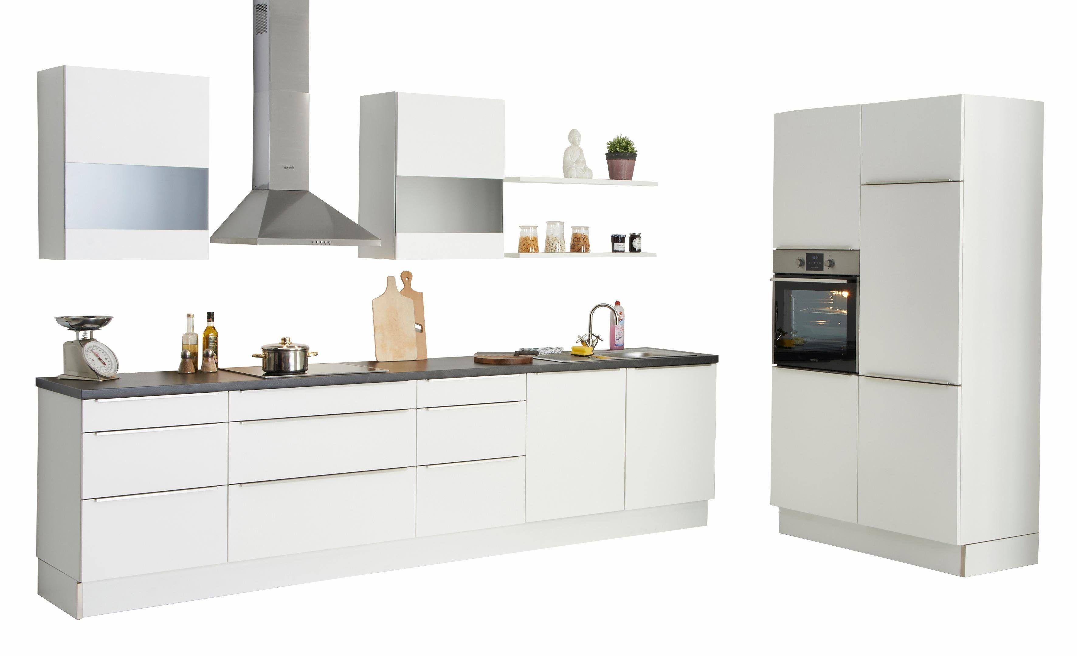set one by Musterring Küchenzeile mit EGeräten »Siena