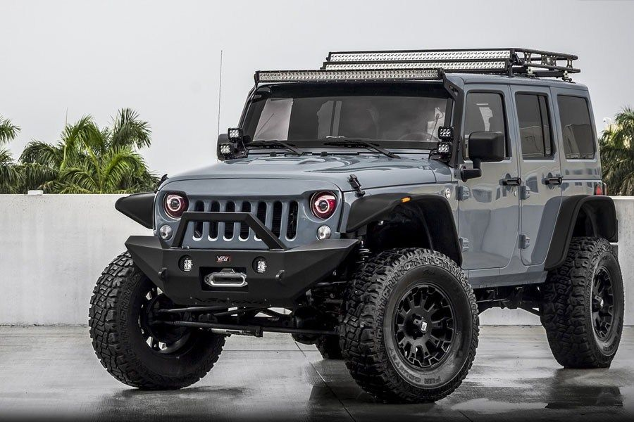 Awesome 2017 Jeep Wrangler Front Bumper Jeep Wrangler Front Bumper Jeep Bumpers Jeep Wrangler Bumpers