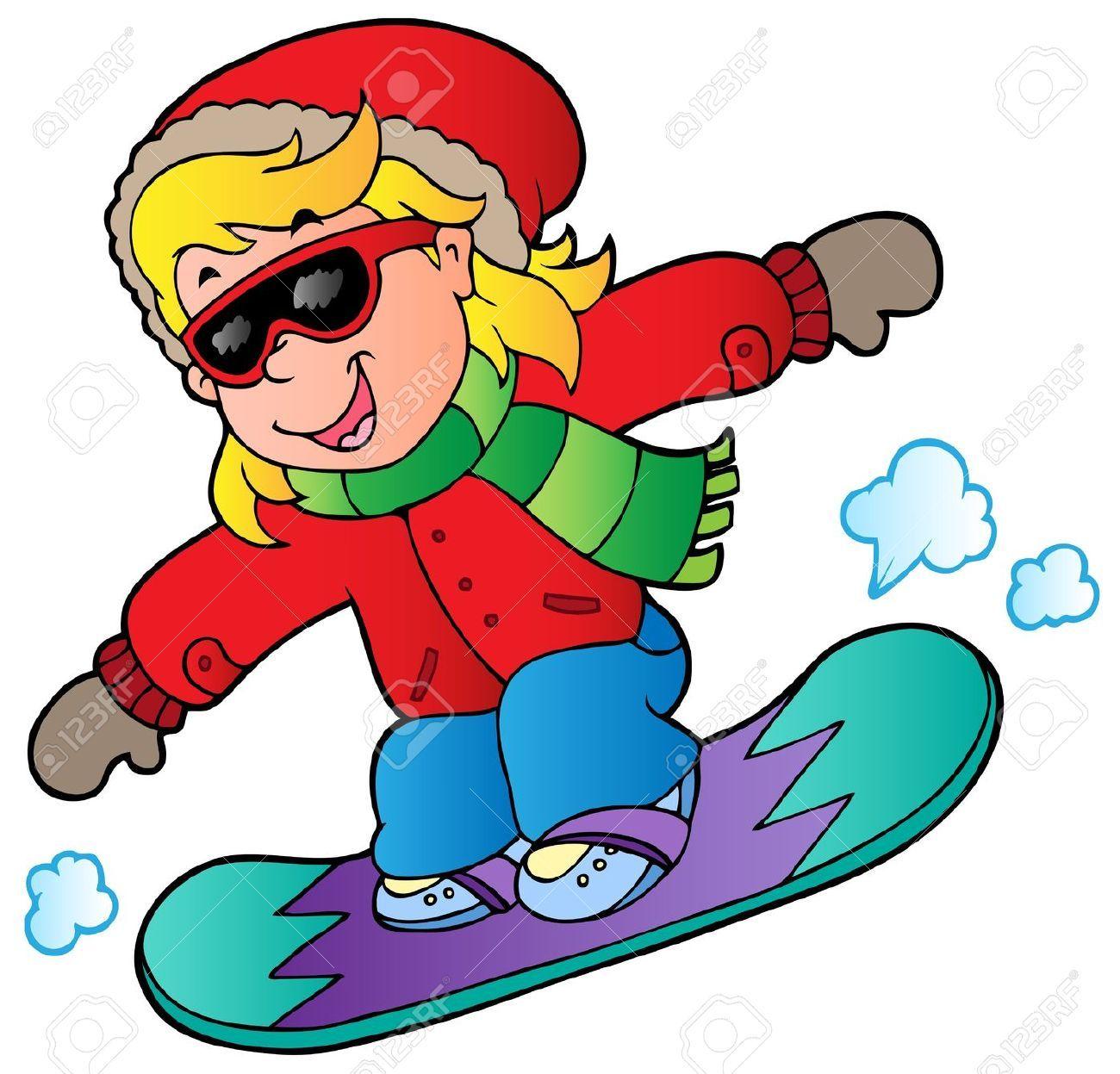 winter fun clipart google search art inspiration pinterest rh pinterest com winter sports cartoon clipart
