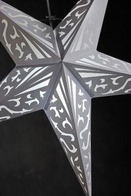 Star Lanterns Atomic Althea White 24