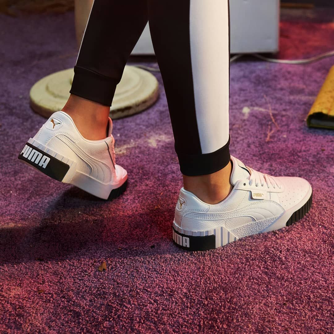 PUMA Cali Bold Zapatillas Deportivas para Mujer