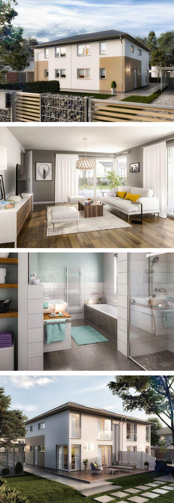Wäre ein Doppelhaus für Euch eine Option? Warum ja, warum