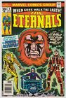 THE ETERNALS #5 | Vol 1 | 1st Thena Domo and Makkari | Jack Kirby | 1976 | VF/NM #comics #makkari