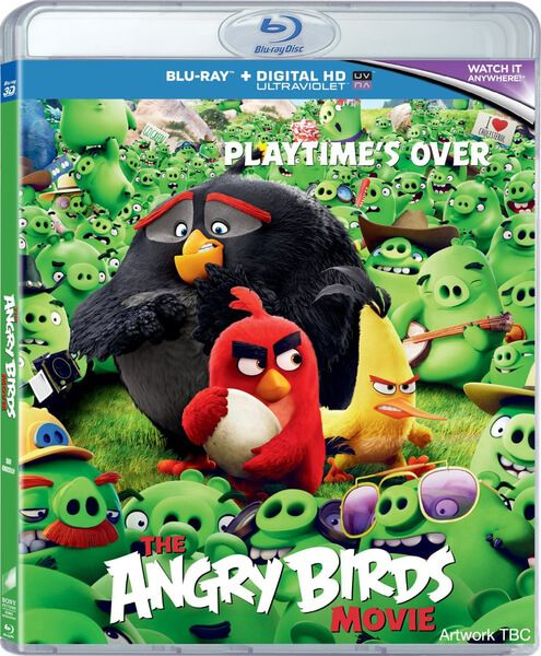 Angry Birds Movie 2016 Full Hd 720p 1080p Bluray Dts X264