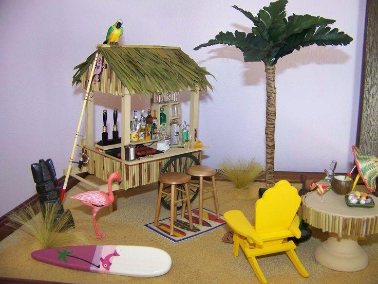 Tiki Miniatures Google Search Mini Amp Doll Houses