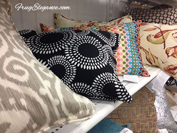 More great pillows at Marshalls b0e59b922