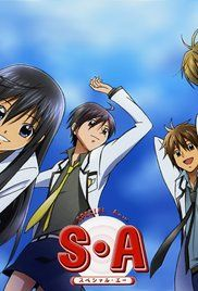 Special A Episode 12 English Dub  Her whole life, Hikari