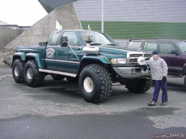 Icelandic 4x4 S 23392 Truck Flatbeds Trucks 6x6 Truck