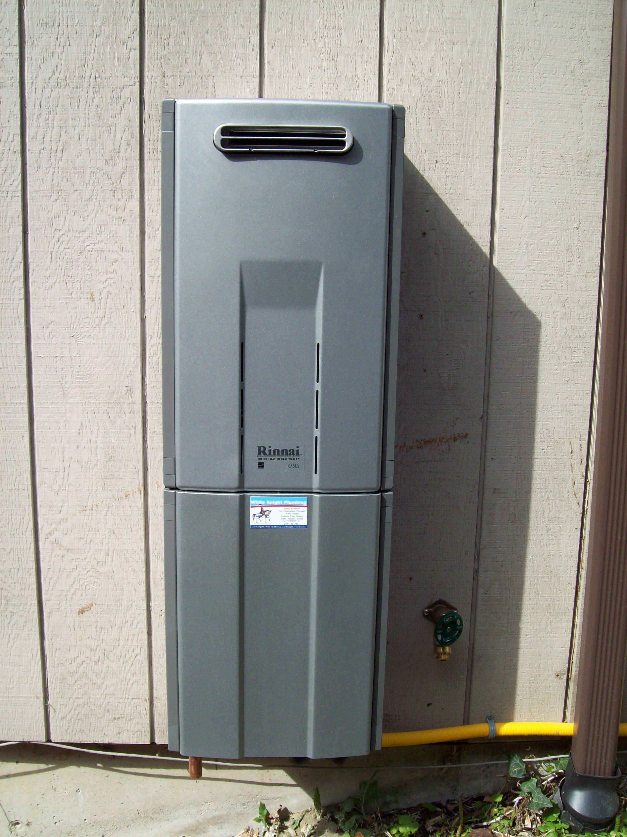 Rinna Tankless Water Heater