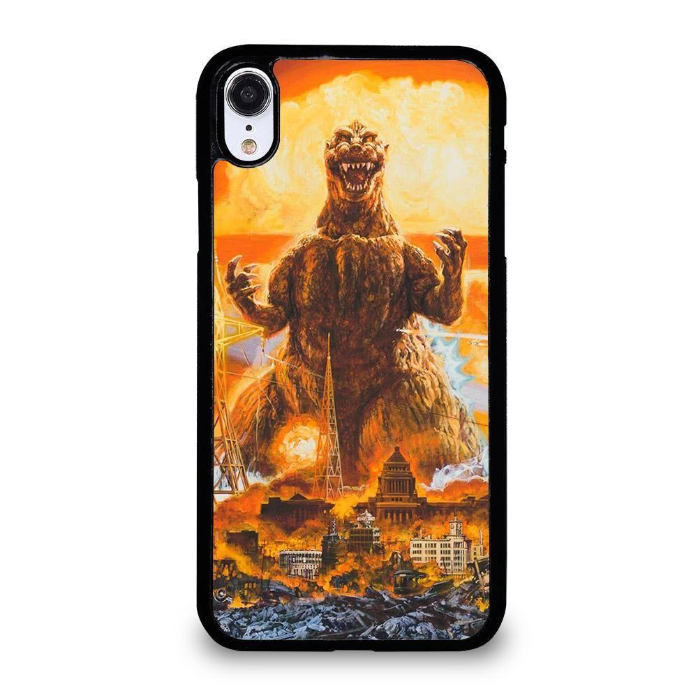 Awesome godzilla iphone xr case di 2020