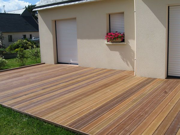 Marvelous Comment Monter Une Terrasse En Bois