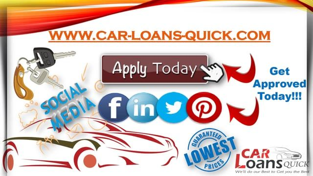 Get Qualify For No Down Payment Car Loans With Bad Credit At Low