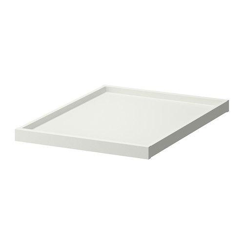 Komplement Uittrekbare Plank Wit Kast Ikea Plank En