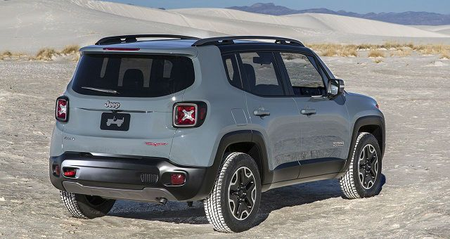 2016 Jeep Renegade Jeep Renegade 2016 Jeep Jeep